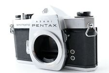 """[As-is For Repair """"Working""""] Asahi Pentax SPOTMATIC Body Only From JAPAN #76"""