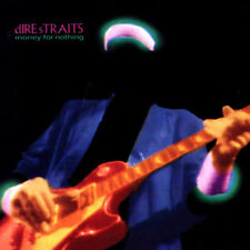 Money for Nothing Dire Straits, CD, 1988, Walk of Life, Romeo, Brothers In Arms