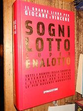 Sogni Lotto Super Enalotto De Agostini 2007 – MI