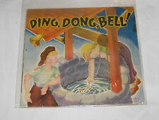 Ding Dong Bell Pop Up Book 1950's Geraldine Clyne J S Pub Co. Good Condition
