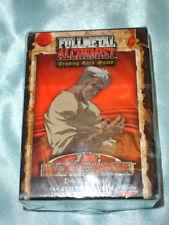 Fullmetal (Full Metal)  Alchemist TCG/CCG Starter Deck Scar *sealed*