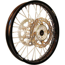 "WARP 9 CUSTOM WHEEL SET 21"" 18"" SUZUKI DRZ400SM MX CONVERSION 00-16"