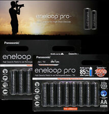 16x Panasonic Eneloop Pro rechargeable AA 2550mAh battery pack MADE IN JAPAN