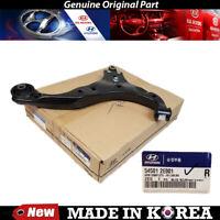 Genuine Front Lower Right Control Arm 05-10 for Hyundai Tucson Kia Sportage 2.0L