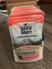 New listing Natural Balance L.I D High Protein Cat Food