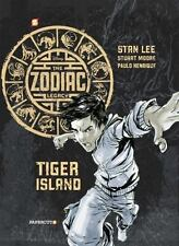 The Zodiac Legacy by Stuart Moore (2017, Hardcover)