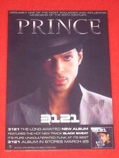 Prince - 3121 -  Laminated Promo Poster
