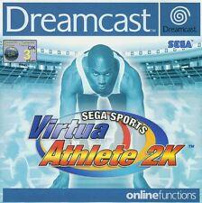Sega Dreamcast Spiel - Sega Sports Virtua Athlete 2K  (mit OVP)(NEUWARE)(PAL)