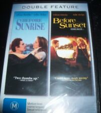 Before Sunrise / Before Sunset 2 DVD (Australia Region 4) DVD – New