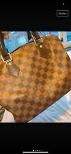 Louis Vuitton Speedy 30 Damier W Recipt And Box And Dustbag.
