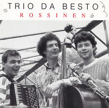TRIO DA BESTO - CD - ROSSINEN
