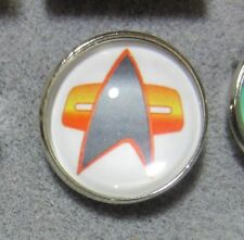Star Trek Deep Space 9 DS9 and Voyager Ring