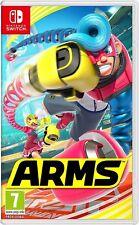 Arms (Nintendo Switch) Brand New & Sealed UK PAL Free UK Shipping Quick Dispatch