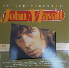 LP JOHN MAYALL – The Very Best of John Mayall, VG +, DECCA – 9-lp-003 9-47003