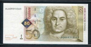 Germany 1996, 50 Deutsche Mark, P45, UNC