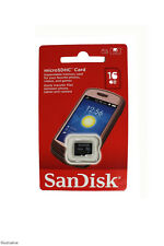 Best Quality Sandisk 16GB SDHC Class 4 Micro SD Memory Card for GoPro