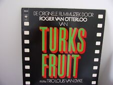 Turks Fruit Rogier Van Otterloo Louis van Dyke 1973  S 65451 LP