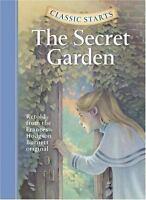 The Secret Garden [Classic Starts] by Burnett, Frances Hodgson , Hardcover