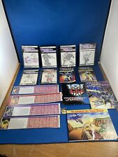 Vintage G1 Transformers Instruction Manuals & Red Decoder & Mini Catalogs Lot