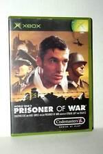 WORLD WAR II PRISONER OF WAR GIOCO USATO XBOX EDIZIONE ITALIANA PAL CC4 41722