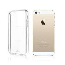 Custodia Cover Edonkey per Apple iPhone 5 5s TPU Gel trasparente