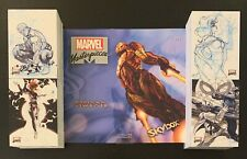 2018 Marvel Masterpieces Preliminary Art PA Comic Card Singles 1 - 90 You Choose