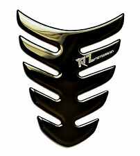 Honda CBR 1000  600RR 250RR CBR1000RR Black Glossy ABS tank protector pad trim
