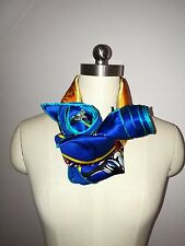 top-quality real  Chinese silk scarf , handmake, 106cm x 106cm