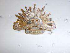 b0632 Australian Military Forces Vietnam era Bush Hat Badge Australia IR17B