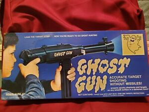 "Rare Vintage ""Ghost Gun"" Hasbro 1974 NEW IN BOX Box,#5448.  Never opened!!!!"