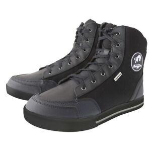 Furygan Ted Motorcycle Boots: Black: 47