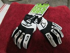 One Industries DRAKO motocross gloves YOUTH white sz 6 medium