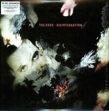 THE CURE DISINTEGRATION 180 GRAM DOUBLE VINYL (Remastered By Robert Smith)