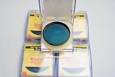 55mm Kodak No 80A Tungsten to Daylight conversion filter Real Multicoated JAPAN