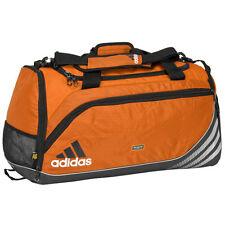 adidas Team Speed Training DUFFEL Bag GYM Fitness Soccer Travel Brand New  ORANGE 8d16abcdbd08d
