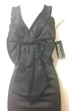 Rinascimento Abito INTERO Dress Size M Satin Starlet Vamp