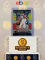 2018-2019 Select Dennis Smith Jr. 3 Tri-Colo Yellow-Red Refractor Card NM/M MINT