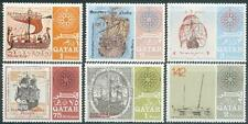 Qatar 1967 ** Mi.323/28 Schiffe Ships