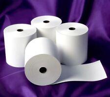 Thermal Paper EPOS System Printer Receipt Till Roll 80 x 80 80mm x 80mm Free P&P
