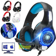 TWS Wireless/Wired Bluetooth Headphones Super Bass Stereo Earphones Headsets Mic