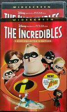 The Incredibles (Dvd 2003 Widescreen 2 Disc Collector's Edition) w/ Slipcover Ln