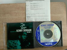 Kenny Dorham Round About Midnight At The Cafe Bohemia Japan CP32-9501 CD RARE