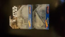 New Star Wars Star Destroyer and Star Wars AT-ST Hot Wheels Mini Diecast Ships