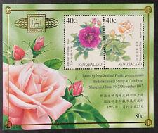 NEW ZEALAND 1470a Beautiful Mint NEVER Hinged Souvenir Sheet JM