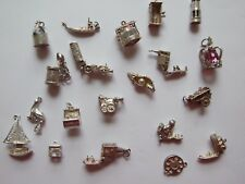 Sterling Silver Vintage Charm Lot 2 - Select from menu