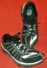 Brooks Pure Flow 2 Men's Running Shoes Size 11M Black And Silver
