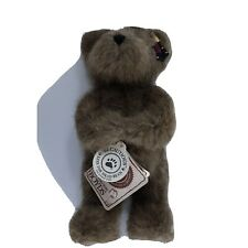 Boyds Gen Yoo Wine Bear Eubie Lovedalot Style Number 93297V