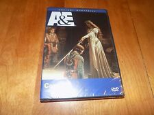 ANCIENT MYSTERIES CAMELOT A&E King Arthur Round Table Excalibur Legend DVD NEW