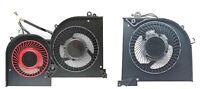 New MSI GS65 Stealth Thin, MSI P65 CPU + GPU Fans GS65 Stealth Thin - 8RE - 8RF