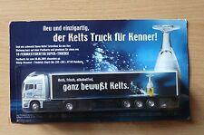 modèle camion transport de la bière camion transport de la bière man KELTS HS 16